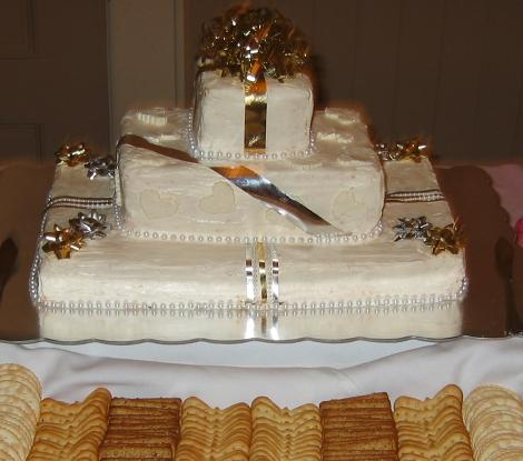 Afternoon Wedding Reception Cake Cheese Ball Notes Tips